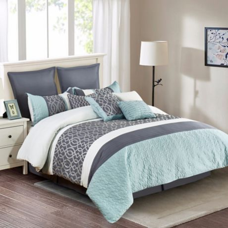 Wonder Home Retro Comforter Set Bed Bath Amp Beyond