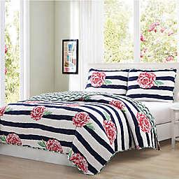 Quaint Home Marielle Reversible Quilt Set