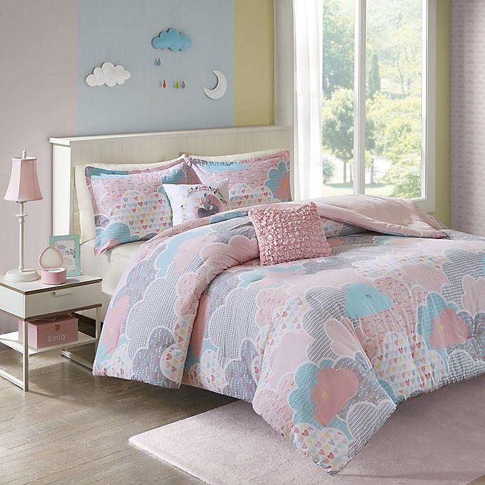 Alternate image 1 for Urban Habitat Kids Cloud Comforter Set in Pink