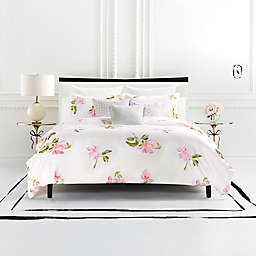 kate spade new york Breezy Magnolia Duvet Cover