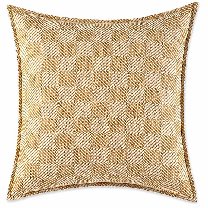 Alternate image 1 for Tommy Bahama® Kamari European Pillow Sham in Brown