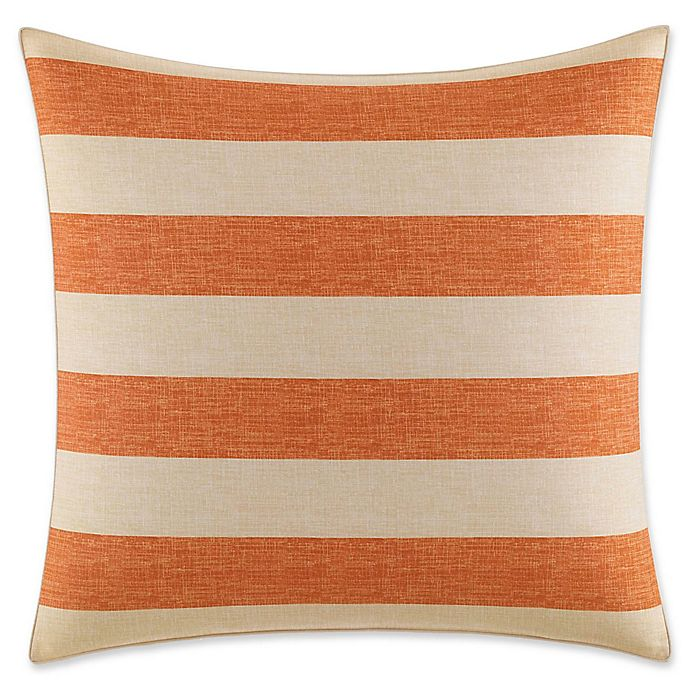 Alternate image 1 for Tommy Bahama Palmiers European Pillow Sham in Apricot