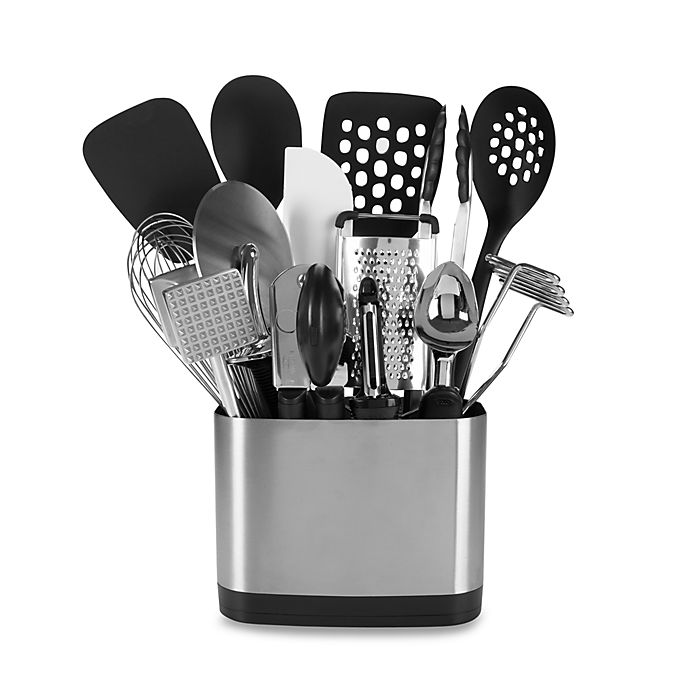 Alternate image 1 for OXO Good Grips® 15-Piece Kitchen Tool Set