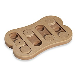 Spot Sneak A Treat™ Shuffle Bone™ Pet Toy IQ Puzzle