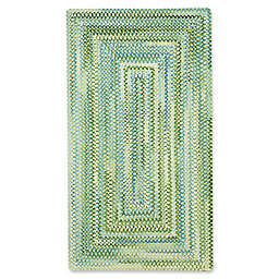 Capel Waterway Concentric Braided Area Rug