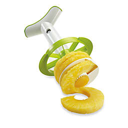 Tomorrow's Kitchen 4-in-1 Pineapple Slicer with Wedge