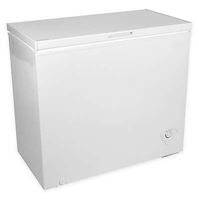 Koolatron 5.5 cu.ft. Chest Freezer in White