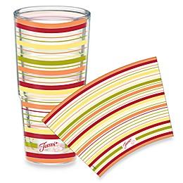 Tervis® Fiesta® Sunny Stripe 24-Ounce Tumbler