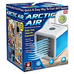 Arctic Air® Evaporative Air Cooler in White/Blue