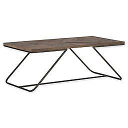 Simpli Home Hailey Coffee Table in Java