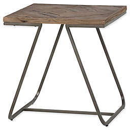 Simpli Home Hailey End Side Table in Java