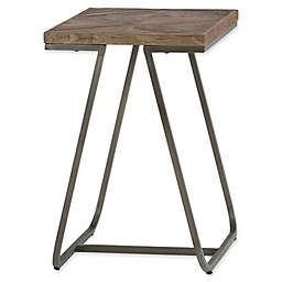 Simpli Home Hailey Narrow End Side Table in Java