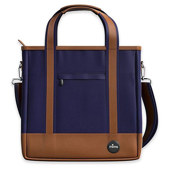 Alternate image 1 for Mima® Zigi Changing Bag in Midnight Blue