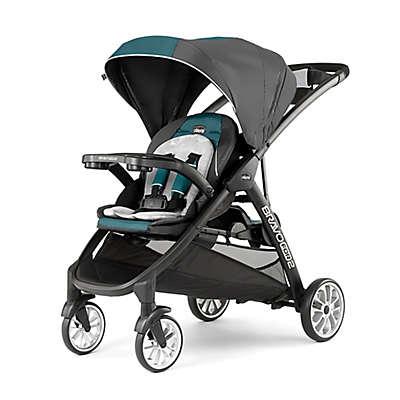Chicco® BravoFor2™ LE Double Stroller in Eucalyptus