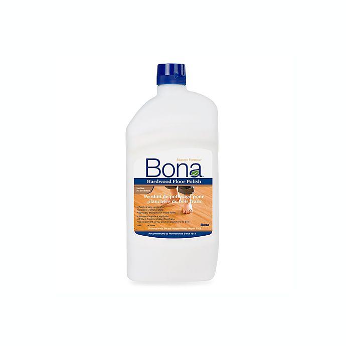 Alternate image 1 for Bona® Hardwood Floor Polish Low Gloss - 36 Oz