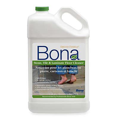 Bona® Stone, Tile & Laminate Floor Cleaner Refill - 160 Oz