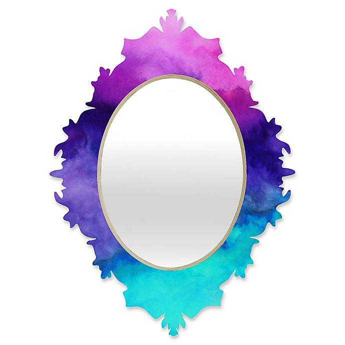 Alternate image 1 for DENY Designs Jacqueline Maldonado The Sound Medium Baroque Mirror