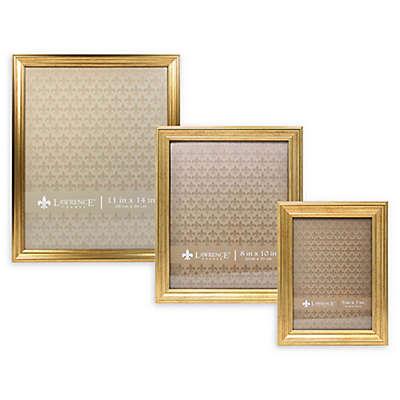 Lawrence Frames Burnished Picture Frame in Gold
