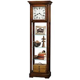 Howard Miller® Le Rose Floor Clock in Hampton Cherry