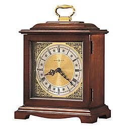 Howard Miller Graham Bracket Mantel Clock in Windsor Cherry