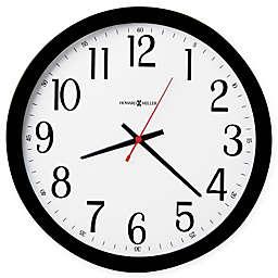 Howard Miller 16-Inch Gallery Wall Clock
