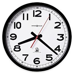 Howard Miller Accuwave II 12.25-Inch Wall Clock