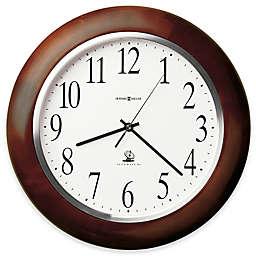 Howard Miller Murrow 13.75-Inch Wall Clock in Windsor Cherry