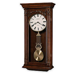 Howard Miller Greer 16.25-Inch Wall Clock in Hampton