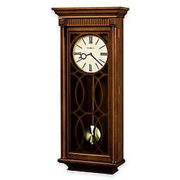 Howard Miller Kathryn Wall Clock in Tuscany Cherry