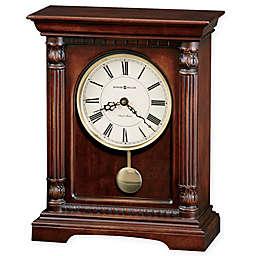 Howard Miller Langeland Mantel Clock in Hampton Cherry