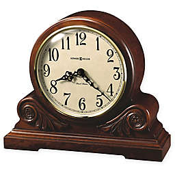 Howard Miller Desiree Mantel Clock in Americana Cherry