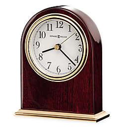 Howard Miller Monroe Tabletop Clock in Rosewood