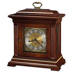 Howard Miller Thomas Tompion Mantel Clock in Windsor Cherry