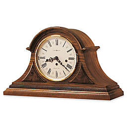 Howard Miller Worthington Mantel Clock in Yorkshire Oak