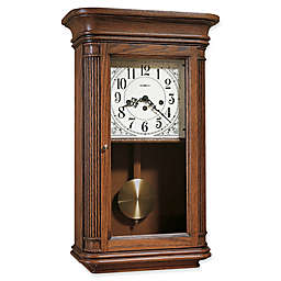 Howard Miller Sandringham 14.75-Inch Wall Clock in Yorkshire Oak