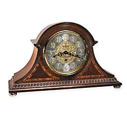 Howard Miller Webster Mantel Clock in Windsor Cherry