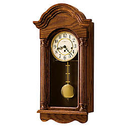 Howard Miller Daniel 25.75-Inch Wall Clock Yorkshire Oak