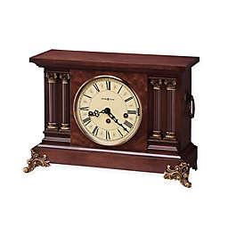 Howard Miller Circa Mantel Clock in Americana Cherry