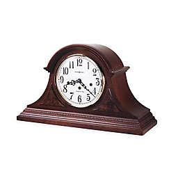 Howard Miller Carson Mantel Clock in Windsor Cherry