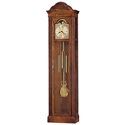 Howard Miller Ashley Floor Clock in Yorkshire Oak