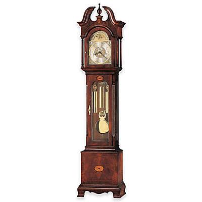 Howard Miller Taylor Floor Clock in Windsor Cherry