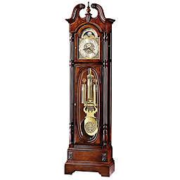 Howard Miller Stewart Anniversary Floor Clock in Windsor Cherry