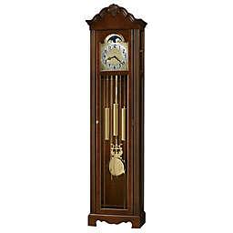 Howard Miller Nicea Floor Clock in Saratoga Cherry