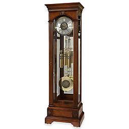Howard Miller Alford Floor Clock in Hampton Cherry