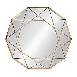 Kate and Kaurel Keyleigh 24-Inch Round Mirror