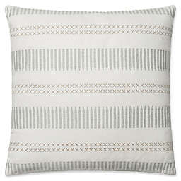 Magnolia Home by Joanna Gaines Isabelle Square Throw Pillow