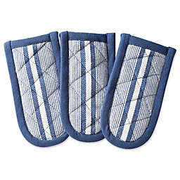 DII Design Imports Chef Stripe Pan Handle (Set of 3)