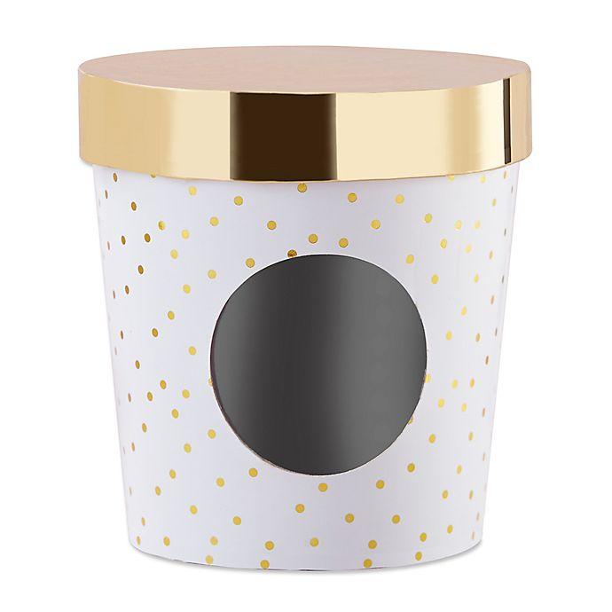 Alternate image 1 for Kate Aspen® 12-Pack Ice Cream Favor Boxes