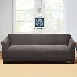 Sure Fit Reg Hudson Stretch Sofa Slipcover