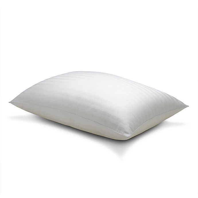 Alternate image 1 for Therapedic® Won't Go Flat® Back Sleeper Pillow